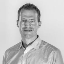 Områdechef Jens Brøndum